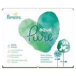 Pampers Aqua Trio Törlőkendő, 9x48 db