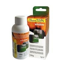 Nanostyle CleverCLEAN Üvegvédő spray otthoni ablakok és üvegfelületek kezelésére és védelmére, 100 ml