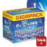 Finish Quantum GigaPack mosogatógép-tabletta csomag, 144 db