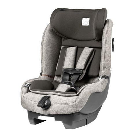 Столче за кола i-SIZE Peg Perego Viaggio FF105, 71-105 см, Polo, Сиво/Кафяво