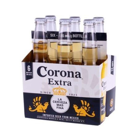Bere Corona Extra 0.355l bax 24st 4.5%
