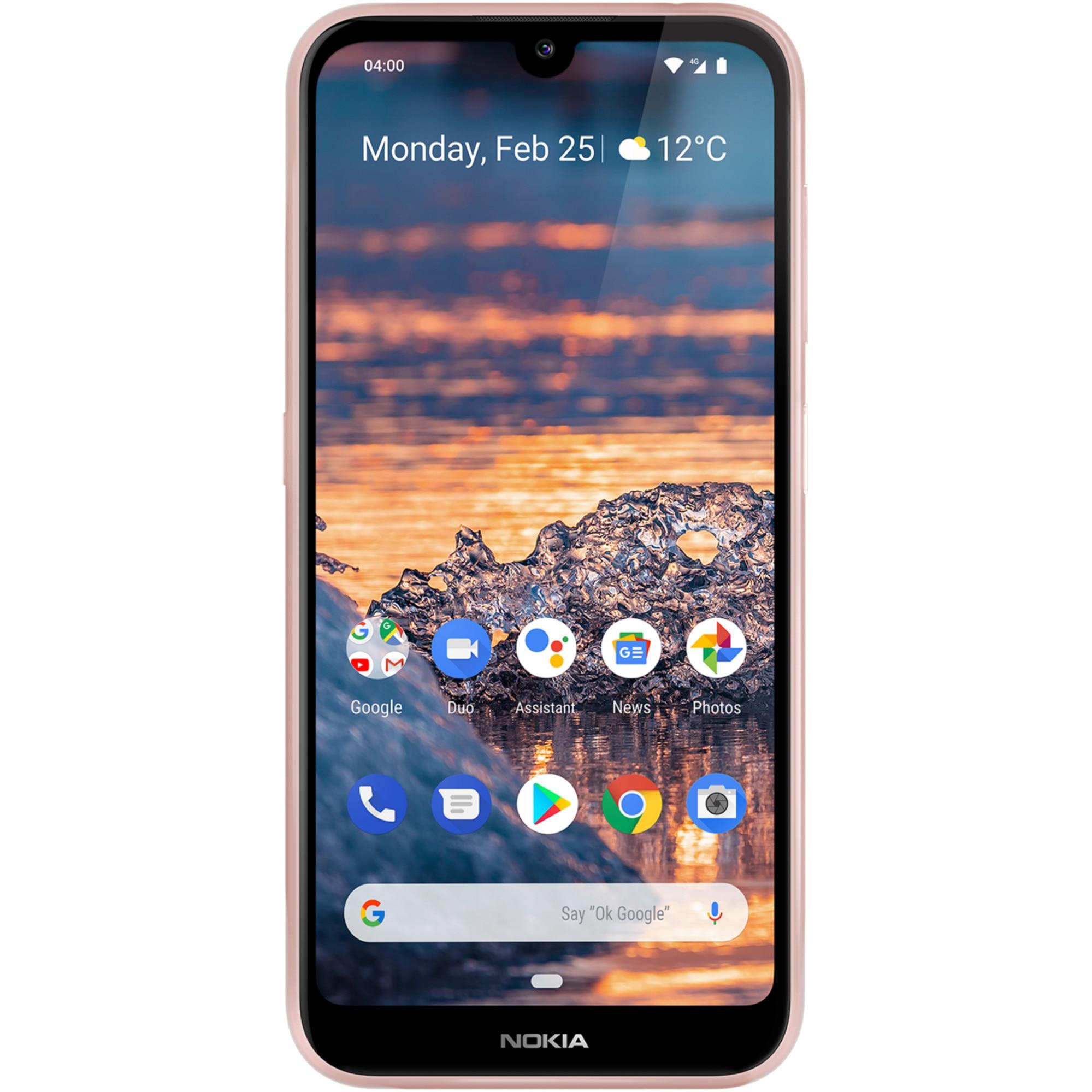 Fotografie Telefon mobil Nokia 4.2, Dual SIM, 32GB, 4G, Pink Sand