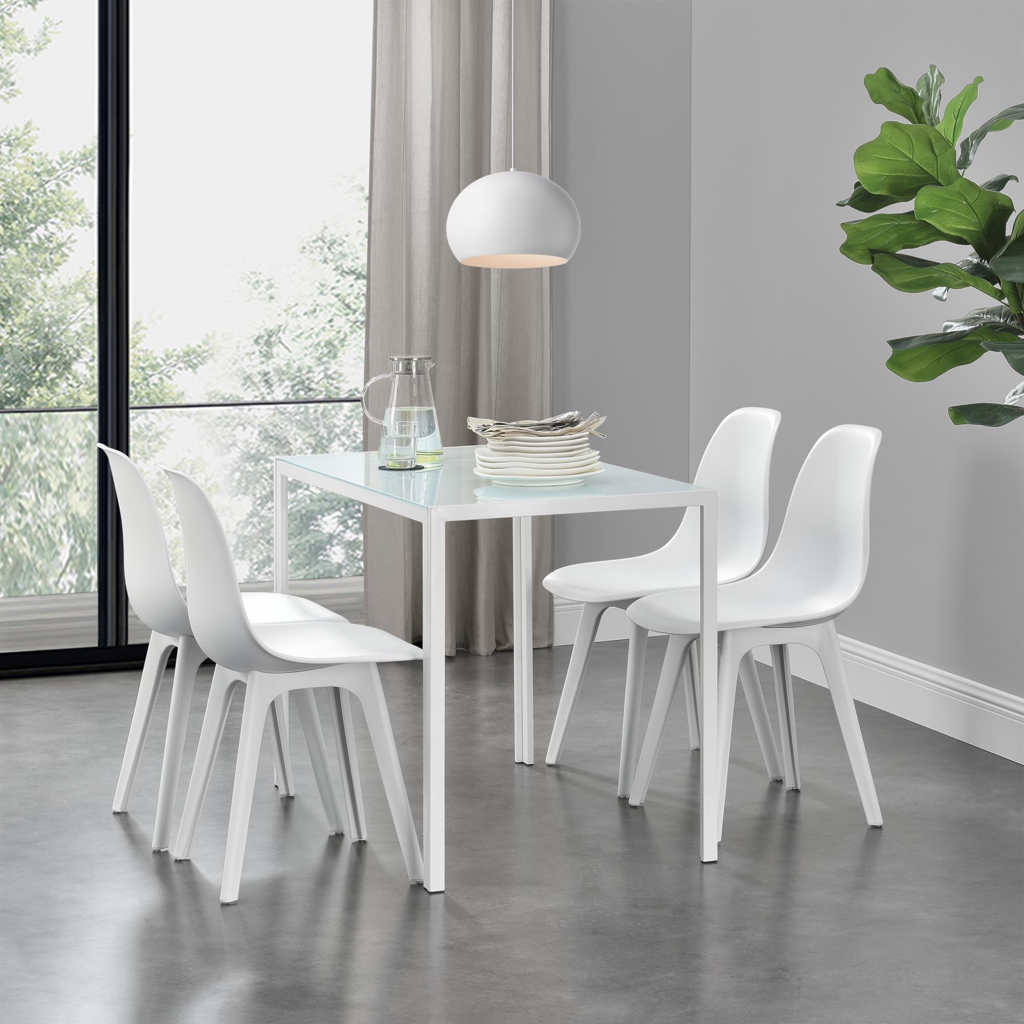 fényesétkezőasztal székkel