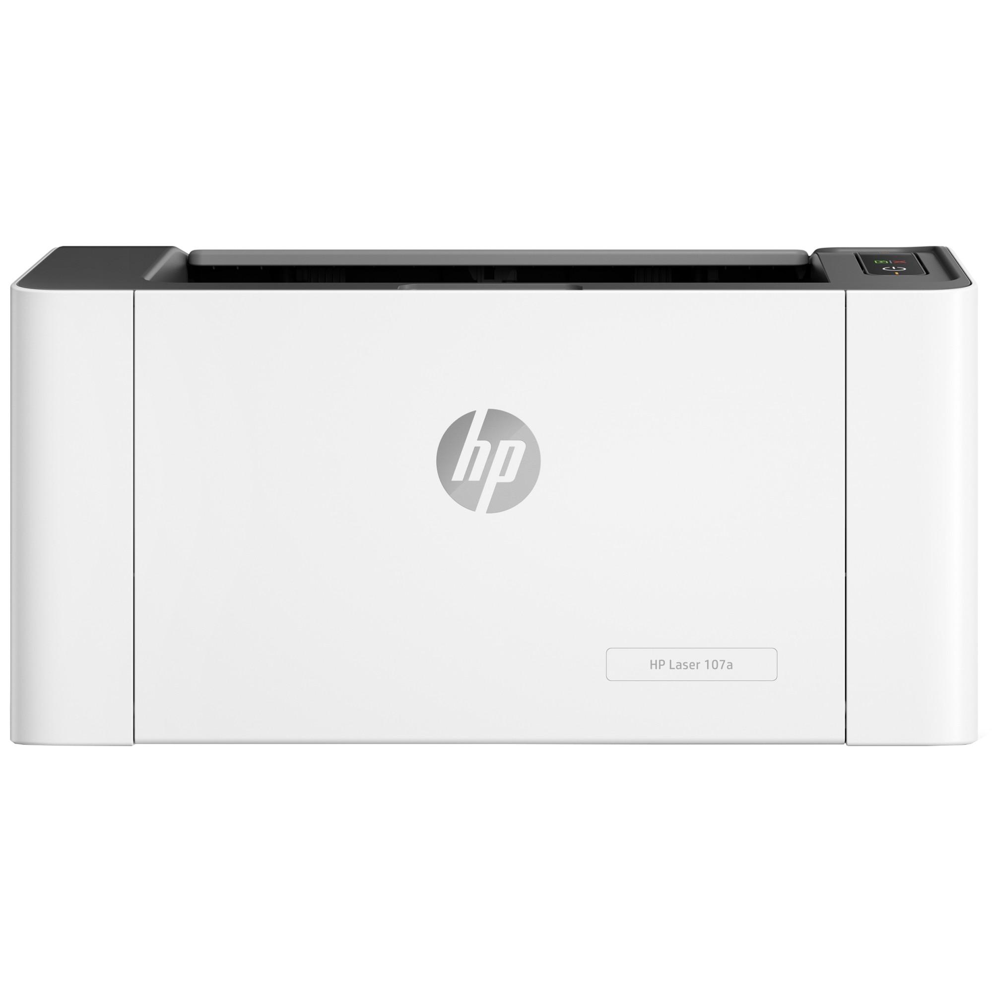 Fotografie Imprimanta laser monocrome HP 107a, A4