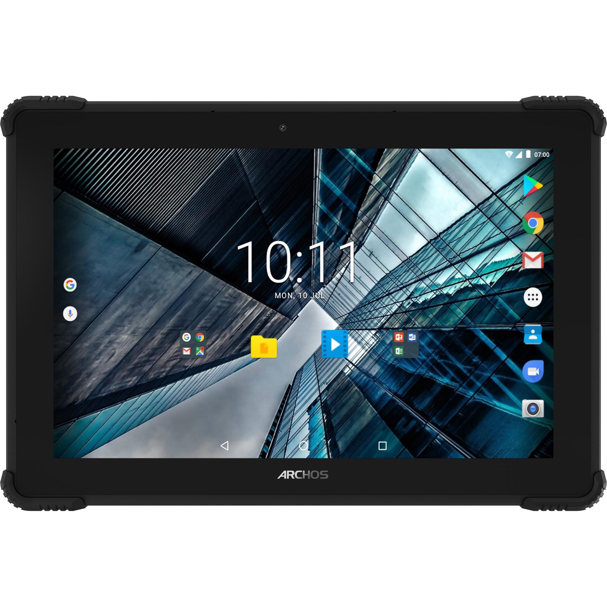 "Fotografie Tableta Archos Sense 101X, Quad-Core 1.3 GHz, 10.1"", 2GB RAM, 32GB, 4G, Black"