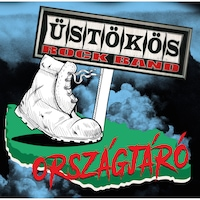 Üstökös Rock Band Országjáró (CD)