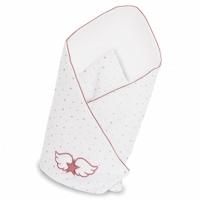 Belisima Kókusz pólya Angel Baby rózsaszín CA37314