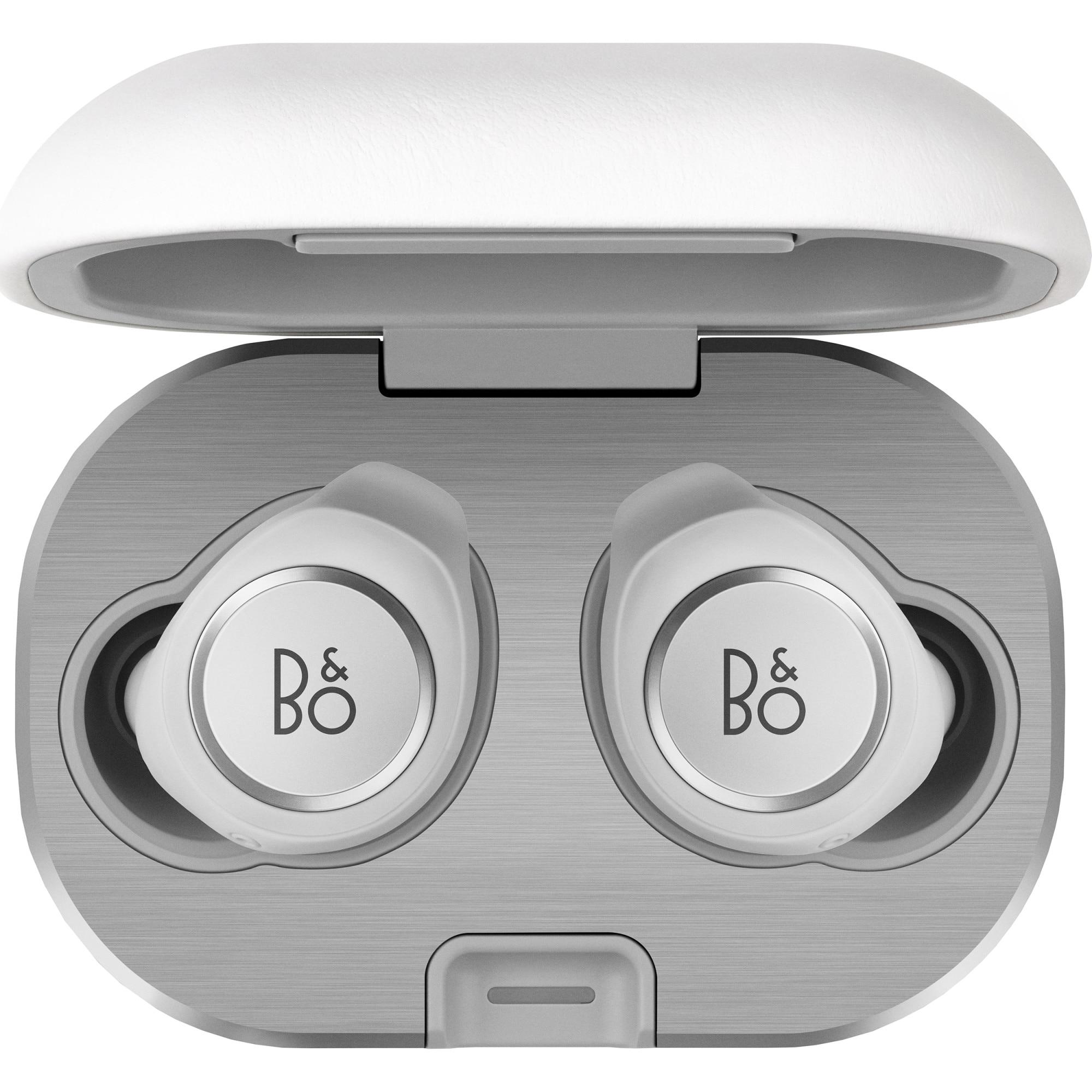 Fotografie Casti Audio In Ear Bang & Olufsen E8 2.0, True Wireless, Bluetooth, Microfon, Autonomie 4 ore, Alb