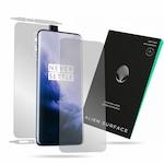 Защитно Фолио Alien Surface, OnePlus 7 Pro, Защита Екран, Заден, Отстрани