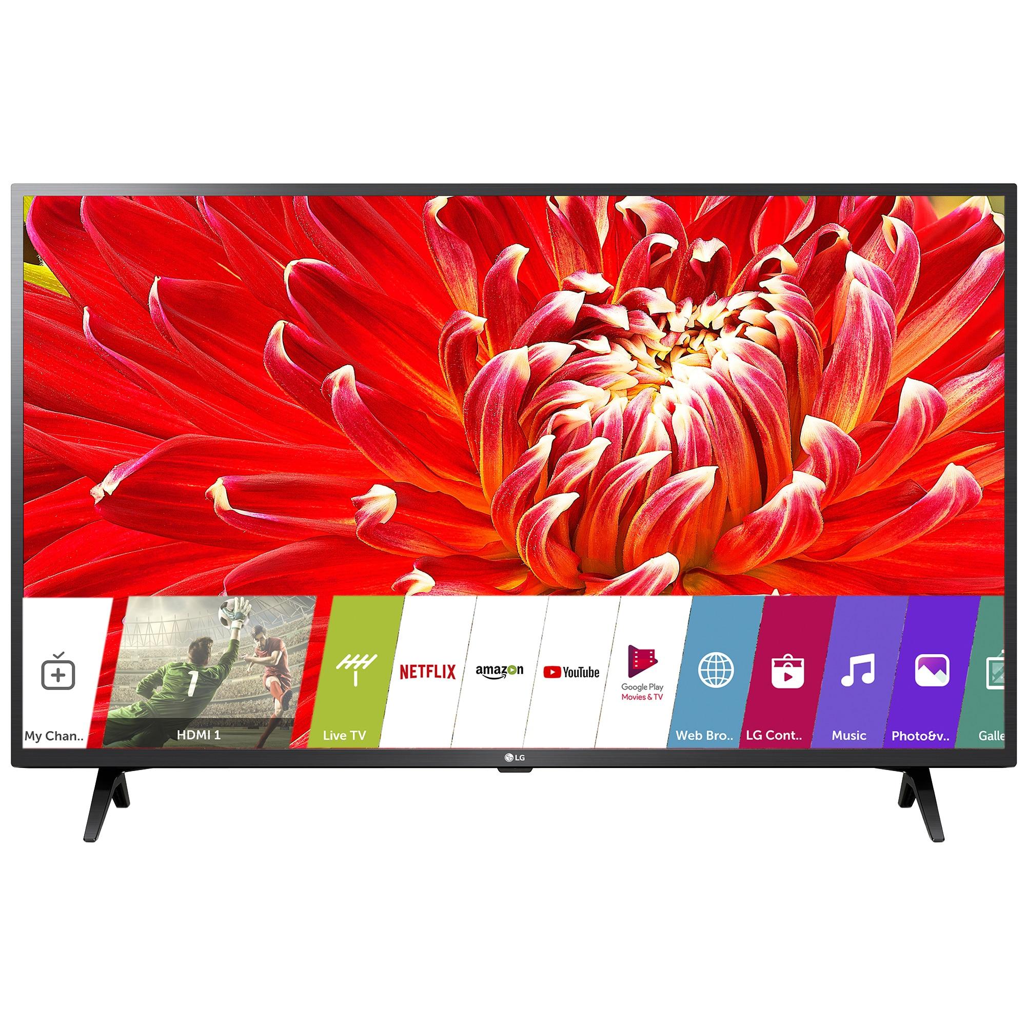 Fotografie Televizor LG 43LM6300PLA, 108 cm, Smart, Full HD, LED, Clasa F
