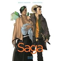 Saga. Volumul 1, Brian K. Vaughan, Fiona Staples
