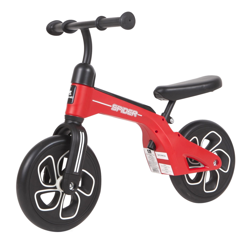 Fotografie Bicicleta fara pedale Lorelli Premium - Spider, Red