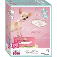 Пъзел Step - Studio Pets, 1.000 части (63766)