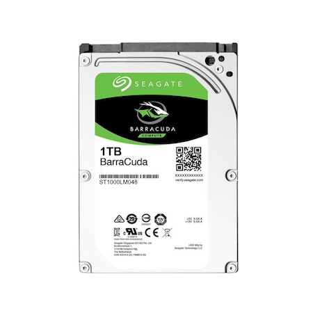 Hard disk laptop SEAGATE, 1 TB, 128MB, SATA3, ST1000LM048