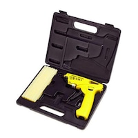 Пистолет газов HG-872BK за лепене с топъл силикон Ф11mm, 12бр