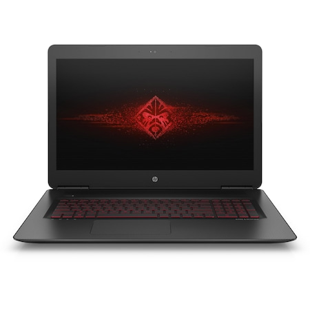 Лаптоп HP OMEN 17 Gaming i5-7300HQ/16GB DDR4/SSD 128GB + HDD 1TB/17.3