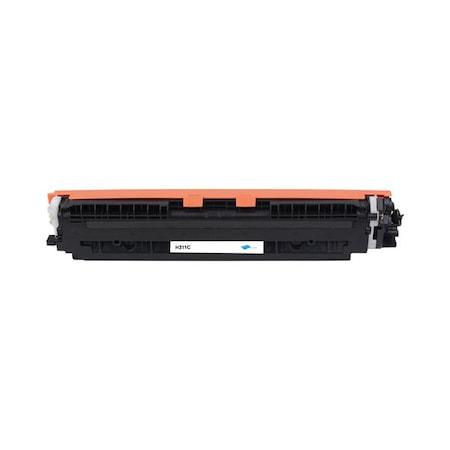 Тонер касета CE311A AC-H0311CR HP LaserJet Pro CP1025/CP1025NW, TopShot LaserJet Pro M275, LaserJet Pro 100 Color MFP M175A/M175NW