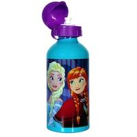 Sticla de apa pentru copii, ETK, Elsa si Anna, 500ml, 7x16 cm