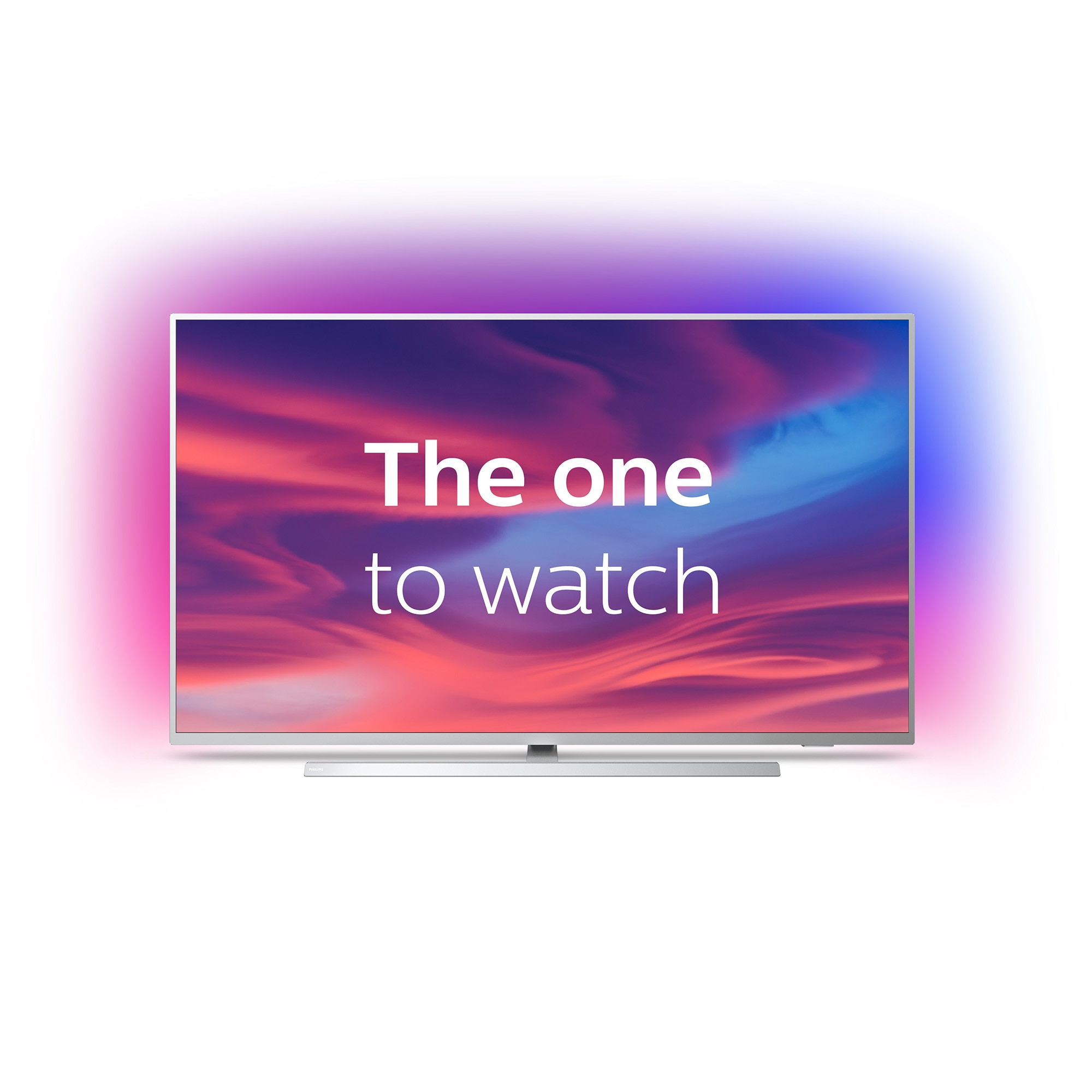 Fotografie Televizor LED Smart Android Philips, 126 cm, 50PUS7304/12, 4K Ultra HD