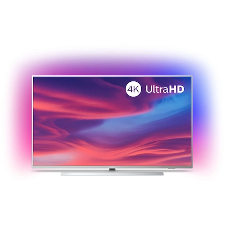 "Телевизор LED Smart Android Philips, 65"" (164 см), 65PUS7304/12, 4K Ultra HD"