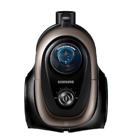 Samsung VC07M21N9VD/GE Porzsák nélküli porszívó, 700 W, 1.5 L, Pet Care, Cyclone force, Állítható sebesség, Arany