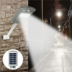 Соларна улична лед лампа с датчик за движение Amio, Q20W