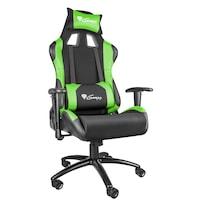 Genesis NITRO550 Gamer szék, Fekete/Zöld