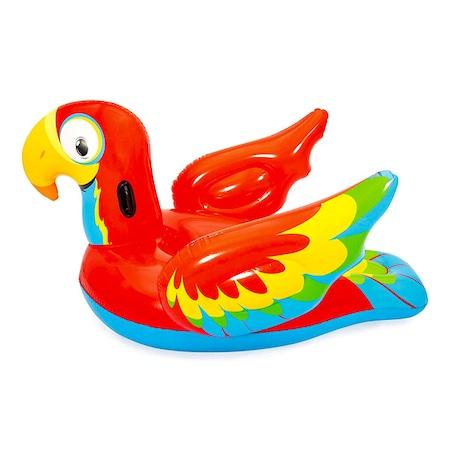 Bestway: Felfújható papagáj matrac 230 x 180 cm