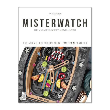 MISTERWATCH - The Magazine About Time Well Spent