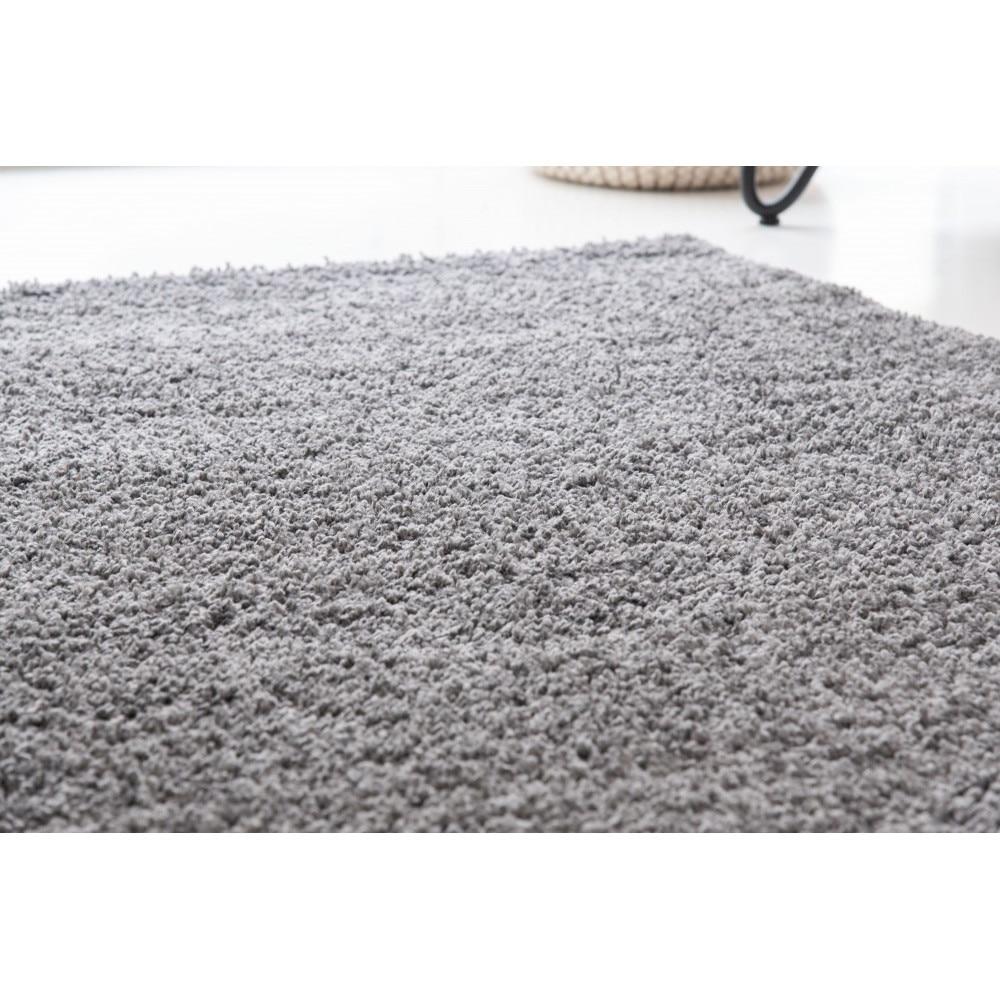 Design Shaggy light gray (világosszürke) szőnyeg 120x170cm