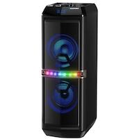 Hordozható hangszóró Blaupunkt PS05.2DB, Bluetooth, USB, AUX, SD, FM rádió, Fekete