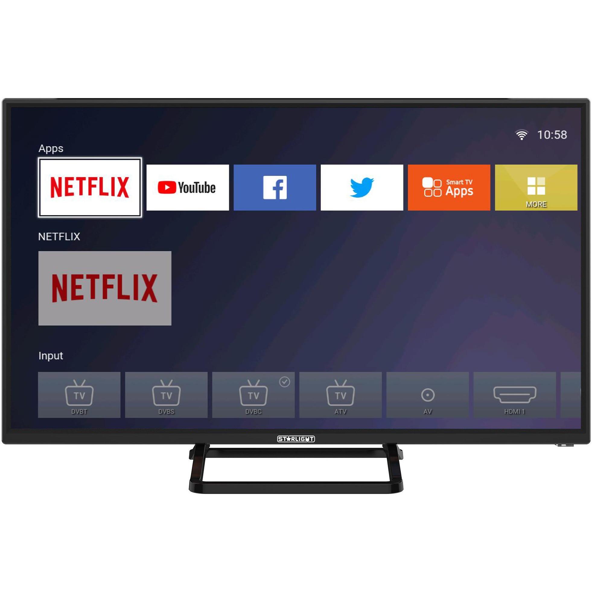 Fotografie Televizor LED Smart Star-Light, 81 cm, 32DM6600, HD, Clasa A