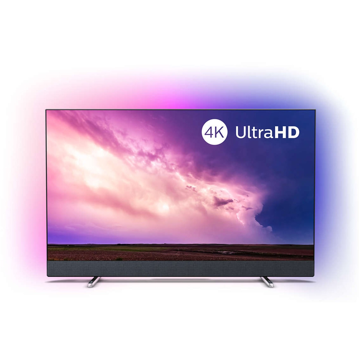 Fotografie Televizor LED Android Smart Philips, 139 cm, 55PUS8804/12, 4K Ultra HD