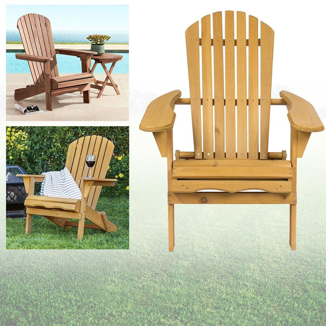 Timeless Tools Fa, összecsukható kerti szék