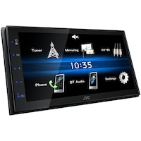 Multimedia Player auto JVC KW-M25BT, 2DIN, ecran tactil de 6.8 inch, 4x50W , bluetooth