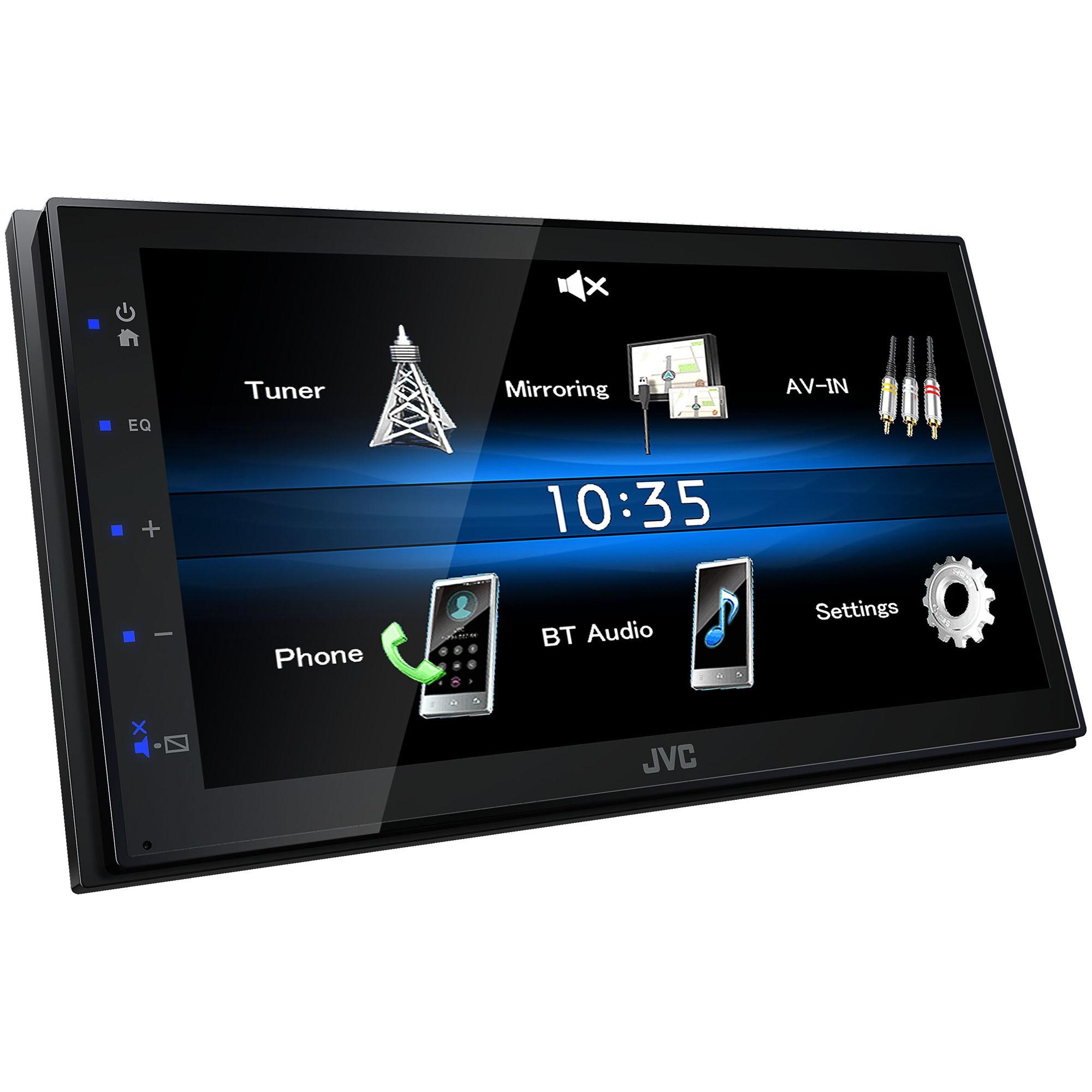 Fotografie Multimedia Player auto JVC KW-M25BT, 2DIN, ecran tactil de 6.8 inch, 4x50W , bluetooth