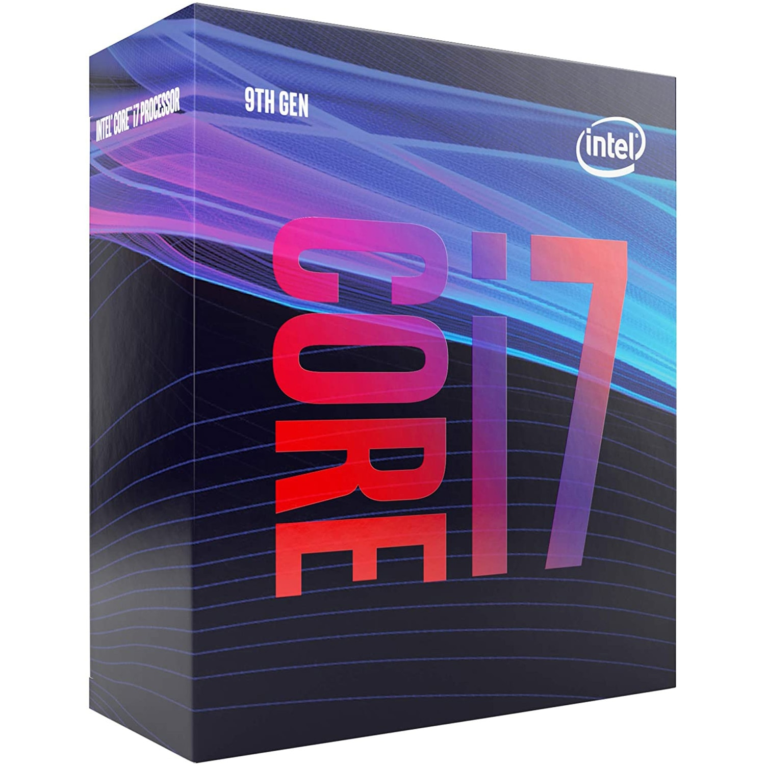 Fotografie Procesor Intel® Core™ i7-9700 Coffee Lake, 3 GHz, 12MB, Socket 1151 - Chipset seria 300