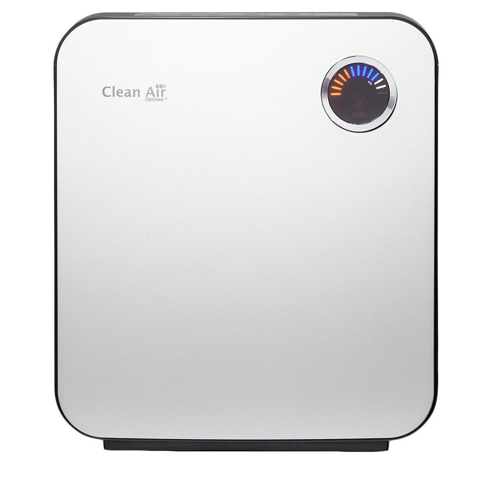 Fotografie Spalator de aer, purificator si umidificator Clean Air Optima CA807, Display, Timer, Rata umidificare 240 ml/ora, Functie Turbo
