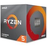 AMD Ryzen 5 3600X processzor, 4.4 GHz, 35MB, AM4 Socket, Wraith Spire cooler
