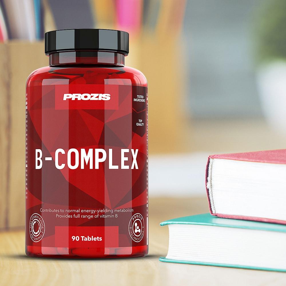 echilibrat b 100 complex pentru pierderea în greutate