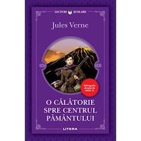 O calatorie spre centrul pamantului. Jules Verne