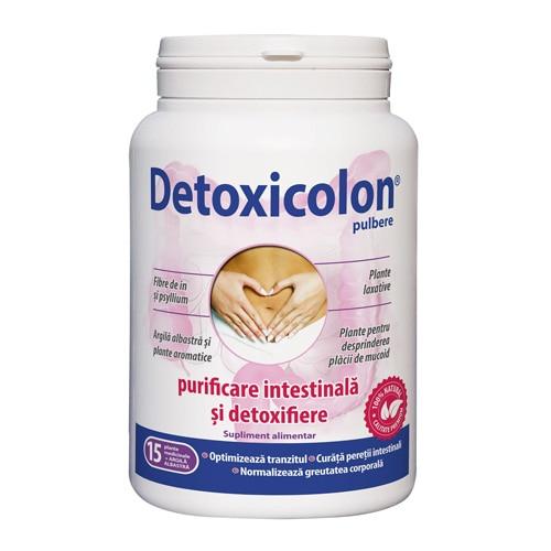 Detoxicolon pulbere