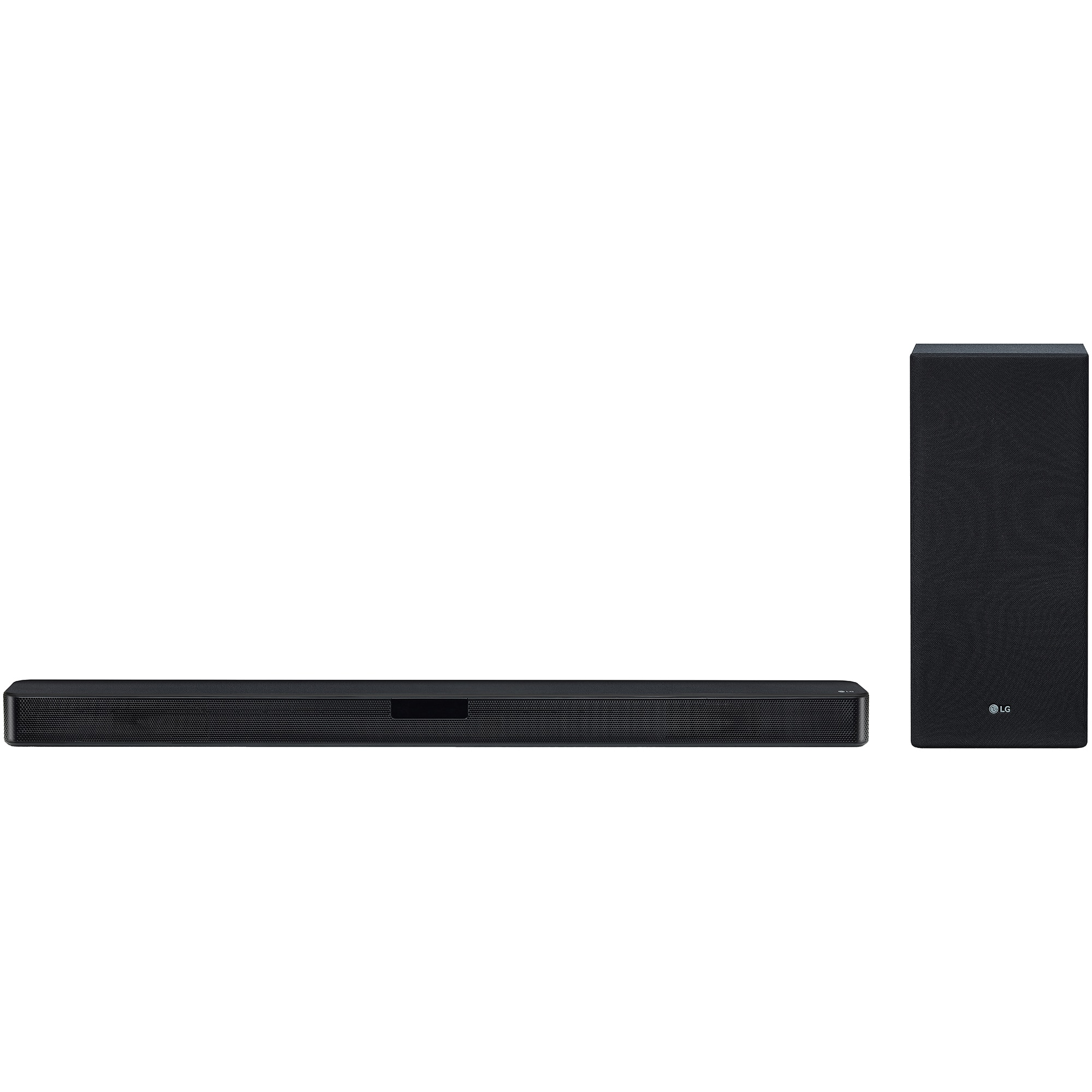 Fotografie Soundbar LG SL5Y, 400W, 2.1 , High Res Audio, DTS Virtual:X, Wirelss subwoofer , Wireless Rear Speaker-Ready