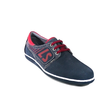 Lagarto, sötétkék férfi cipő, 40