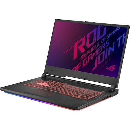 "Лаптоп Gaming ASUS ROG Strix G G531GT, 15.6"", Intel® Core™ i5-9300H, RAM 8GB, SSD 512GB, NVIDIA® GeForce® GTX1650 4GB, No OS, Black"