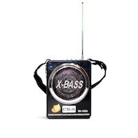 Boxa Portabila cu Radio FM - MP3 USB Card SD + Lanterna incorporata