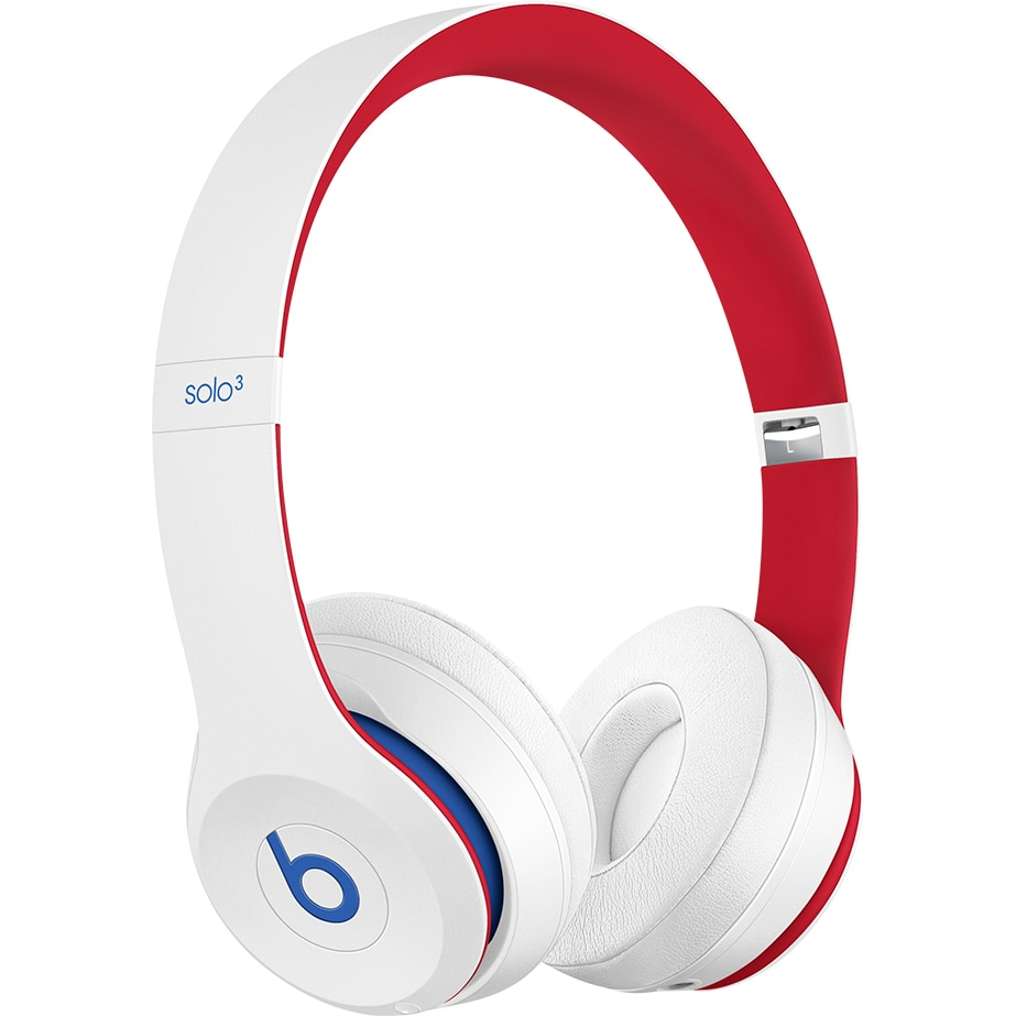 Fotografie Casti audio Beats Solo3 by Dr. Dre, Wireless, Club Collection, Alb