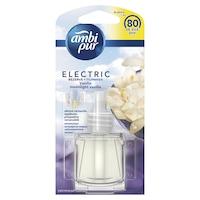 Rezerva odorizant pentru camera electric Ambi Pur Mono Moonlight Vanilla, 20 ml