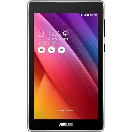 "Tableta ASUS ZenPad C 7.0 Z170C-1A038A, 7"", Quad-Core 1.1GHz, 1GB RAM, 16 GB, IPS, Black"