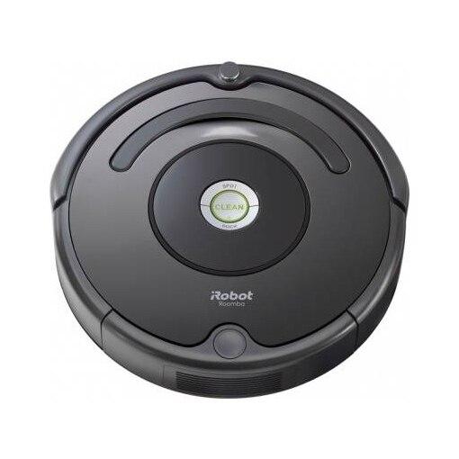 Fotografie Robot de aspirare iRobot Roomba 676, iAdapt®, App, Gri
